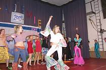 V králodvorské sokolovně řádili tanečníci