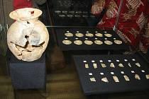 Prezentace mincí a oslava keltského svátku Samhain v Nižboru byly stěžejní akce Dne Středočeského kraje