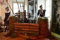 Výstava Zbraně vojáků třicetileté války v Muzeu Hořovicka