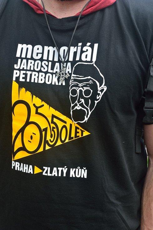 Z 56. ročníku memoriálu Jaroslava Petrboka na trase Motol - Zlatý kůň.
