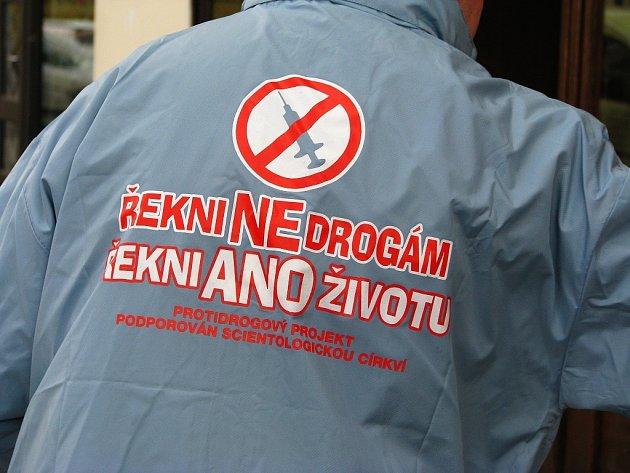 Akce NE drogám v Berouně