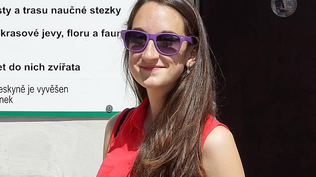 Koněpruské jeskyně přivítaly šestimiliontého návštěvníka. Byla jím studentka Zuzana z Prahy5.