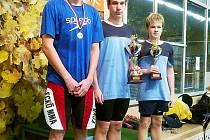 Berounští medailisté