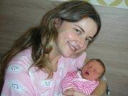 V PÁTEK 13. října 2017 se rodičům Lucii Černochové a Martinovi Vaňkovi z Kladrub u Stříbra narodila druhá dcerka. Holčička dostala jméno Michaela a na svět přišla s váhou 2,47 kg a mírou 48 cm. Míša bude vyrůstat se sestřičkou Bětuškou (3 roky 9 měsíců).