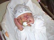 ADÉLA Svatošová se prvně rozkřičela do světa 18. listopadu 2017 a vážila 2,92 kg. Rodiče si prvorozenou dcerku Adélku odvezli domů do Let.
