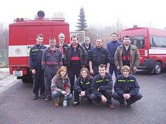 Dobrovolní hasiči z Radouše jsou úspěšní v okrskových soutěžích