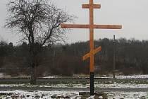 Nový pravoslavný kříž se vysvětí v sobotu