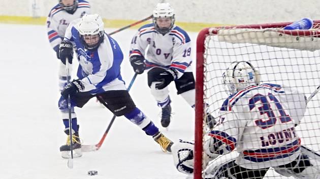 V Hořovicích hráli hokejoví elévové čtyř celků.