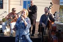 V Černošicích odtartoval jazzový festival.