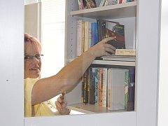 Největší lůžková oddělení Nemocnice Hořovice mají svou knihovničku