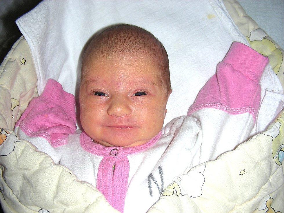 Datum 11. ledna 2014 má v rodném listě zapsané Adélka, dcerka rodičů Daniely Vackové a Daniela Palečka z Loděnic, kteří ji přivítali na světě společně. Holčička vážila po porodu 3,58 kg a měřila 51 cm. Adélka bude vyrůstat se sestřičkou Natálkou (4).