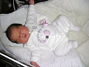 TŘETÍ holčička se narodila 15. září 2017 Ditě Drhové a Michalovi Klimovičovi ze Srb u Tuchlovic. Holčička se jmenuje Tereza, po porodu vážila 3,36 kg a měřila 50 cm. Terezka bude vyrůstat se sestřičkami Adélkou (7) a Barunkou (4).