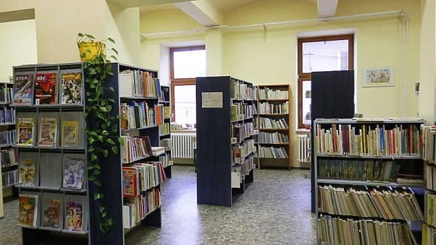 Berounská knihovna - dětské oddělení