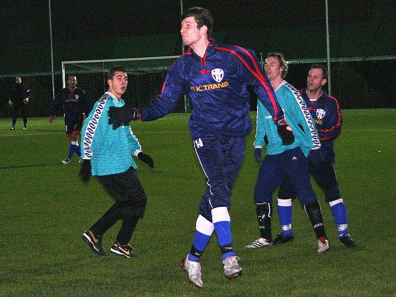 Český Lev - Union Beroun prohrál se Zličínem 0:2