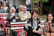 Ve Společenském domě Hořovice se uskutečnil další už jubilejní 40. Ročník festivalu Hořovická heligonka.