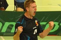 Králodvorští stolní tenisté postoupili do další fáze evropského poháru ETTU. Rozhodující bod zajistil Pavel Širuček.
