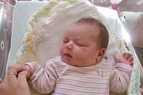 Pětiletý Michael Karpovič se dočkal sestřičky. Je jí Marie Karpovič, která se narodila 22. července, vážila krásných 4,2 kg a měřila 52 cm. Rodiče Oxana a Pavel Karpovičovi se ji odvezou do Prahy.
