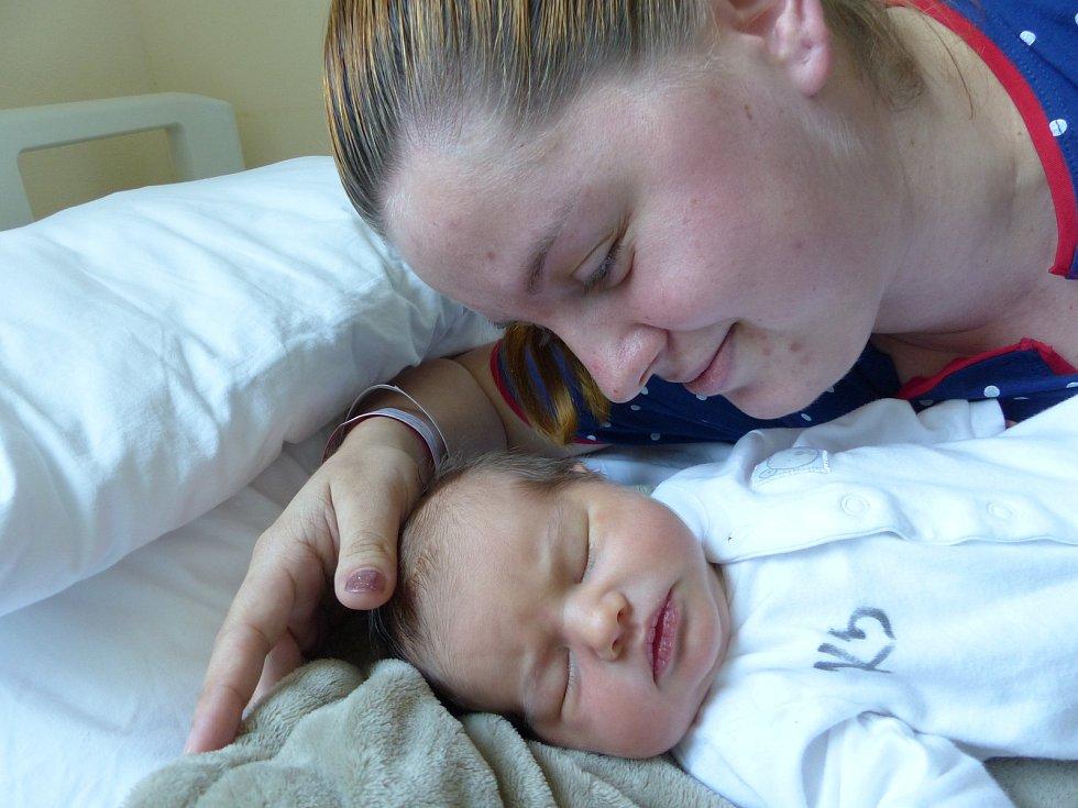 Eva Zemanová se narodila 11. června 2021 v kolínské porodnici, vážila 3640 g a měřila 50 cm. Do Církvice odjela s maminkou Evou a tatínkem Janem.