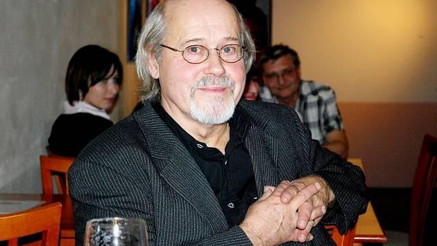 Básník Petr Petříček