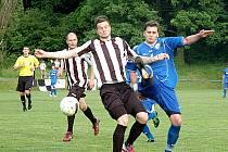 Divize- Hořovicko - Admira 0:2
