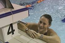 Plavecká soutěž měst v Berouně