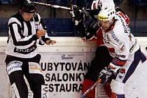 1. liga hokeje: Beroun - Znojmo 5:3.
