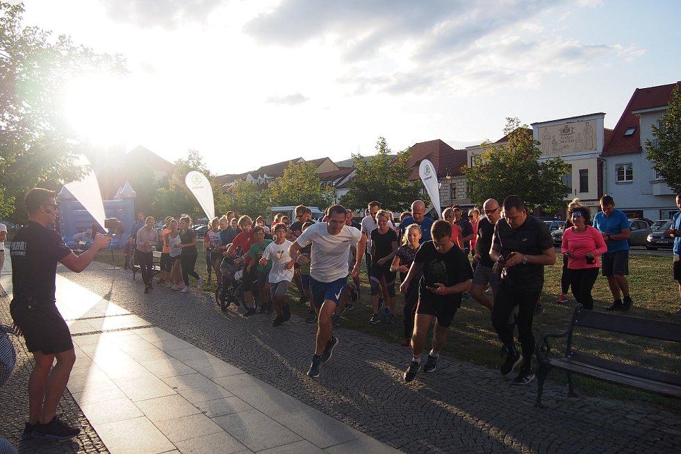 Loňský ročník Běhu pro Charitu v Berouně.