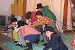 Maturanti hráli divadlo