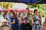 Festival u Berounky přilákal početné publikum.