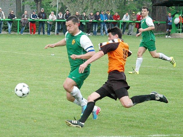 Výhru postupující Čechie sledovalo úctyhodných 330 diváků.