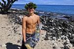 Tadeáš Neliba vyhrál obtížný závod na Havaji.