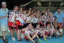 Česká reprezentace žen obhajuje stříbrné medaile