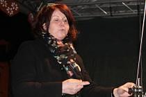 Martina Rajtmajerová, ředitelka ZUŠ V. Talicha Beroun