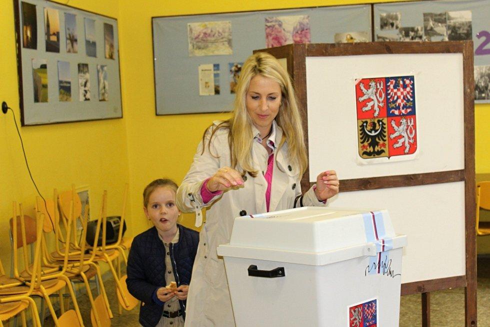 Komunální volby 2014: Berounský okrsek č. 1