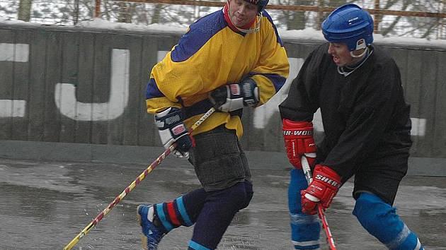 Okresní hokejbalová liga 2010/11