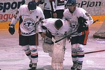 Hokej - 1. liga: Beroun - Litoměřice 3:1
