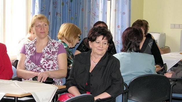 Učitelé z Berounska dostali ocenění.
