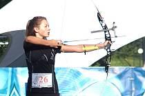 Prim v nové disciplíně hraje Klára Stýblová.