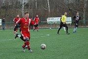 V dalším zápase zimního turnaje si připsali Cábelíci jeden bod.