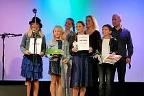 Soutěže Brdský kos 2020 se zúčastnili i žáci Základní umělecké školy v Hořovicích.