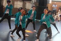 V hale Lokomotivy Beroun se v sobotu uskutečnil další ročník taneční soutěže Beroun cup, který pořádá Taneční centrum R.A.K. Beroun.