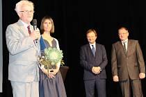 Ceny města Berouna 2016 - Zdeněk Zůna (vlevo)