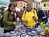 Hrnčířské trhy v Berouně: náměstím proudily o víkendu davy lidí