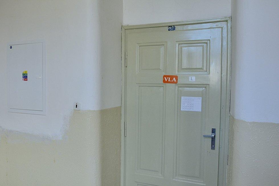 Původní dveře zůstanou zachovány
