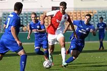 ČFL: Slavia Praha B - Králův Dvůr 4:0.