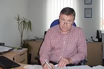 Ředitel SÚS Kladno Pavel Čihák
