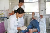 Nemocnice Hořovice využívá k léčbě larvy