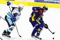 1. liga hokeje: Šumperk - Beroun 2:3 po nájezdech
