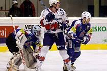 V prvním utkání play-off prohráli Medvědi na své půdě 0:4