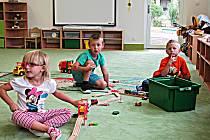 Město otevřelo nový pavilon mateřské školy